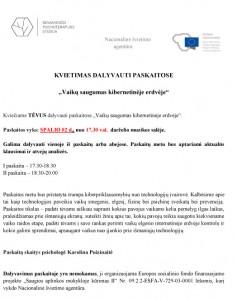 kvietimas_Saugumas internete-N.